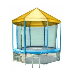 LIKE BLUE 16FT Батут с желтой крышей