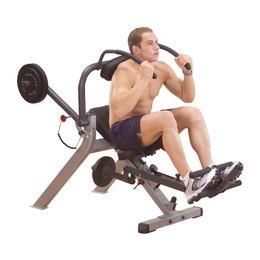 GAB300 Тренажер для мышц брюшного пресса спины