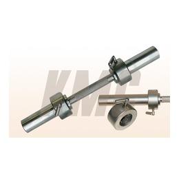 Гриф/гантели d 51 мм металл/ручка з/стопорный L530 мм