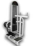 ТГ-014 Тренажер для бицепса бедра (сгибание ноги стоя)