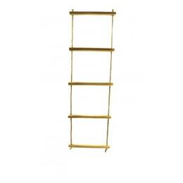 Лестница веревочная
