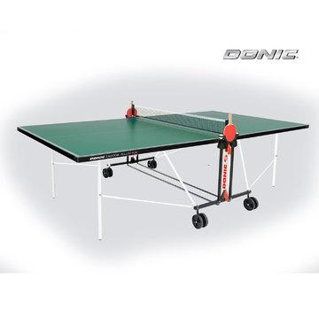 INDOOR ROLLER FUN (зеленый) Теннисный стол