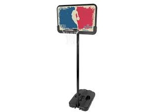 """Logoman Series Portable 44"""" Composite Баскетбольная стойка 61753CN"""