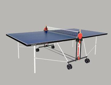 INDOOR ROLLER FUN (синий) Теннисный стол