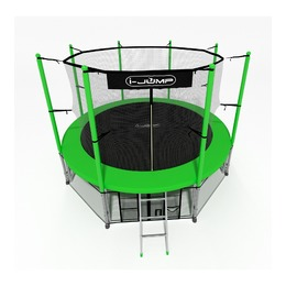 14ft (4,27 м) Батут green