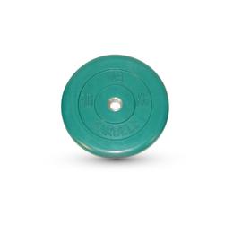 Диск обрезиненный цветной 10кг(51мм)