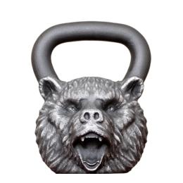 """Гиря """"Медведь"""" 32,0 кг"""