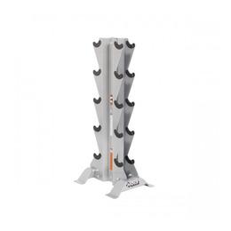 HF-4459 Стойка для гантелей (5 пар)