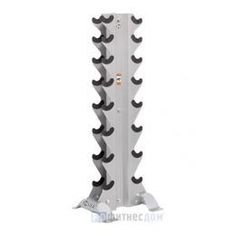 HF-4460 Стойка для гантелей (8 пар)