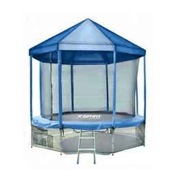 LIKE BLUE 10FT Батут с синей крышей