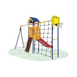 Детский спортивный комплекс «Карусель 3.3.14.27» Замок дачный