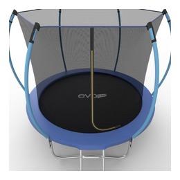 JUMP Internal 8ft (Blue) Батут с внутренней сеткой и лестницей, диаметр 8ft (синий)