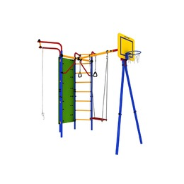 Детский спортивный комплекс «Карусель 3.3.14.31» Скалодром дачный