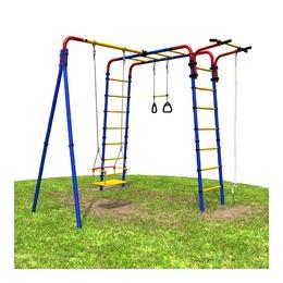 Детский спортивный комплекс «Карусель 3.3.19.02-01» Веселая лужайка-2 дачный