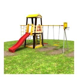 Детский спортивный комплекс «Карусель 102.03.00» Избушка