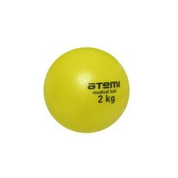 Медбол Atemi ATB02 2 кг