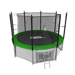 Батут Unix line 12 ft inside (green)
