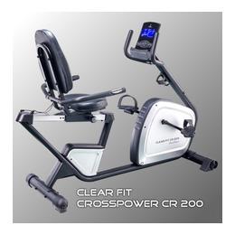 CrossPower CR 200 Горизонтальный велотренажер