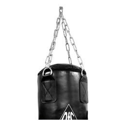 HBPV5.1 черный   Боксерский мешок  150х30
