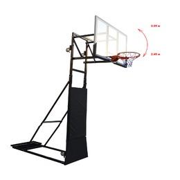 Мобильная баскетбольная стойка STAND56Z