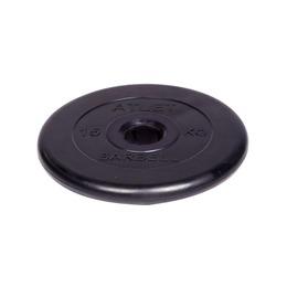 Диск обрезиненный черный (d51мм 15 кг)