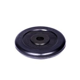 Диск обрезиненный черный 10кг(26мм)
