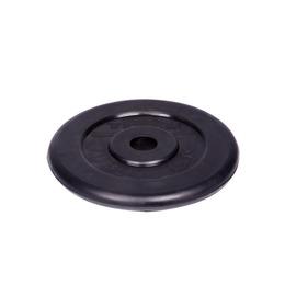 Диск обрезиненный черный 15кг(26мм)