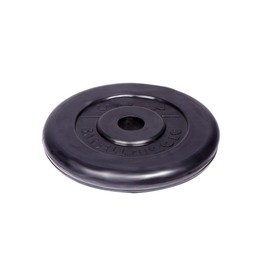 Диск обрезиненный черный 20кг(26мм)