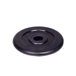 Диск обрезиненный черный 15кг(31мм)