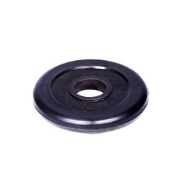 Диск обрезиненный черный 10кг(51мм)