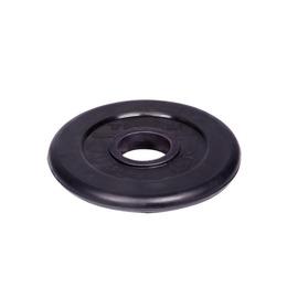 Диск обрезиненный черный 15кг(51мм)