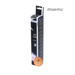 2T-CLUB 6 шт оранжевые Мячи для настольного тенниса