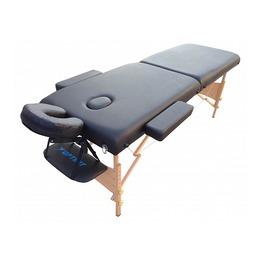 Belleza MT-27 черный Складной массажный стол