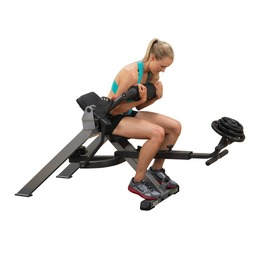 GAB350 Тренажер для мышц брюшного пресса спины