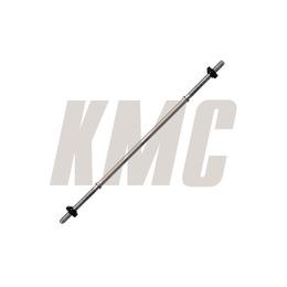 Гриф для штанги d 31 мм хромированный 1200 мм, замок-гайка