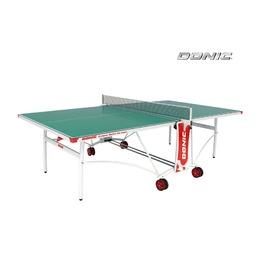 Outdoor Roller De Luxe (зеленый) Теннисный стол