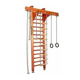 Домашний спортивный комплекс Wooden Ladder Ceiling