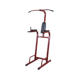 BFVK10 Напольный тренажер турник-брусья-отжимания