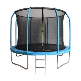 Батут BONDY SPORT 8FT синий (blue)