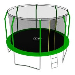 Батут SWOLLEN Comfort 12 FT (Green)