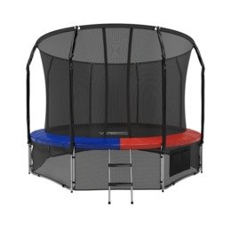 Батут Eclipse Space Twin Blue/Red 16FT