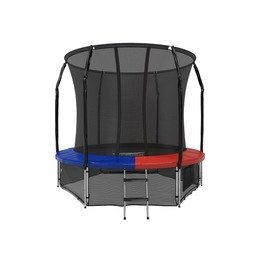 Батут Eclipse Space Twin Blue/Red 8FT