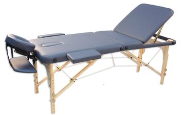 Складной массажный стол Ecoline 100