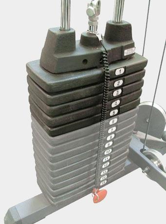 SP50 Весовой стек