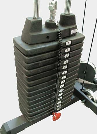 SP150 Весовой стек