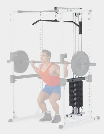 GLA77 Опция верхняя тяга