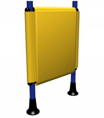 Мягкая накладка на ДСК ДМФ-ЭЛК-14.66.01