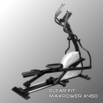MaxPower X450 Эллиптический тренажер