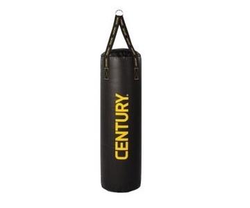 Мешок боксерский подвесной Brave (32кг) черный серый