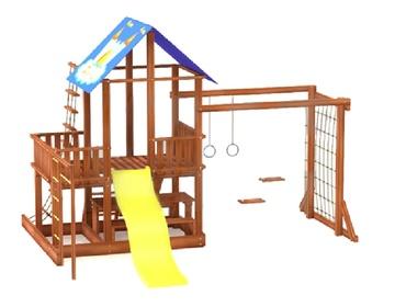 Игровой комплекс Росинка-5